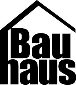 Bauhausロゴ(拡大)